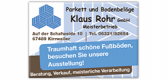Klaus Rohr Parkett und Bodenbelege